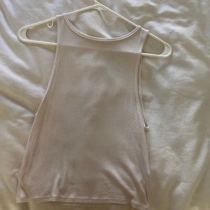 URBAN OUTFITTERS white tank